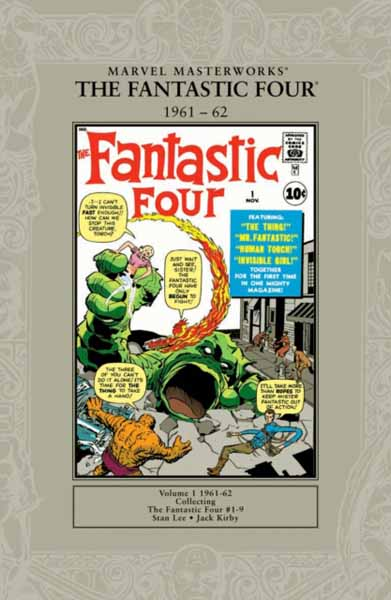 Marvel Masterworks: Fantastic Four 1961-62 elon musk and the quest for a fantastic future
