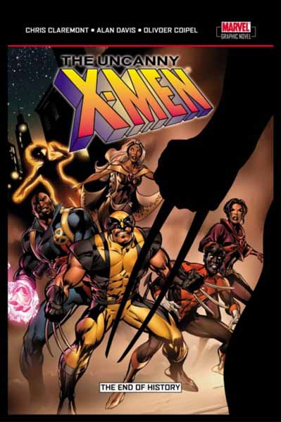 UNCANNY X-MEN: ALAN DAVIS OMNIBUS VOL.1 the collaborator