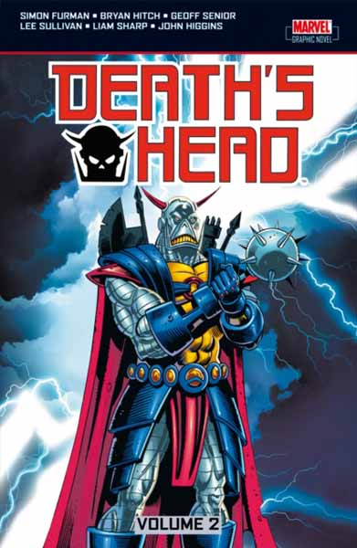 DEATH'S HEAD VOL.2