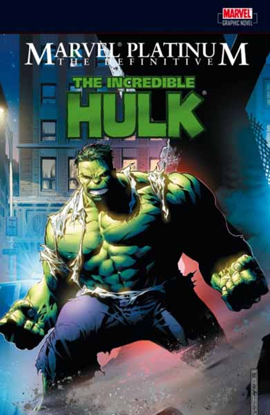 Marvel Platinum: The Definitive Incredible Hulk s s ледянка marvel hulk