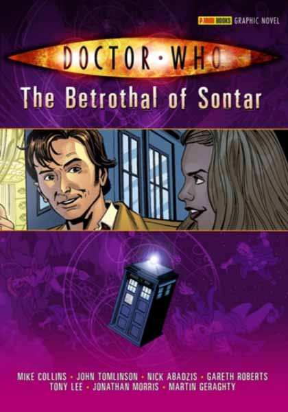 Doctor Who: The Betrothal Of Sontar magrs paul doctor who hornets nest 5 hive of horror