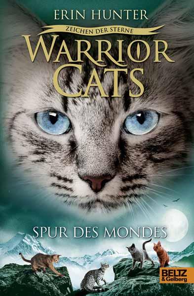 Warrior Cats, Zeichen der Sterne, Spur des Mondes сапоги quelle der spur 1013540