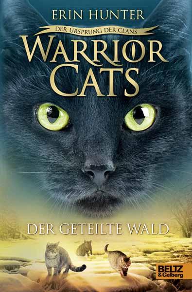 Warrior Cats - Der Ursprung der Clans. Der geteilte Wald сапоги quelle der spur 1013540