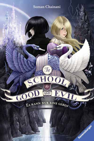 The School for Good and Evil - Es kann nur eine geben сапоги quelle der spur 1013540