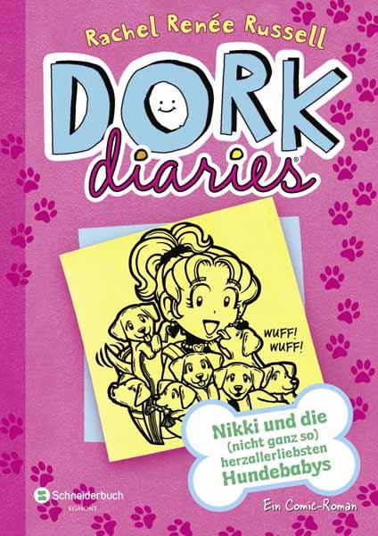Dork Diaries, Nikki und die (nicht ganz so) herzallerliebsten Hundebabys rahvaluule iiri haldjalegende ja muinasjutte