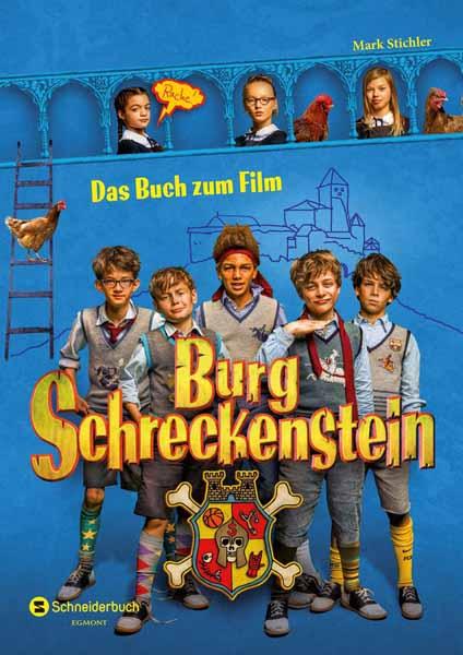 Burg Schreckenstein - Das Buch zum Film мокасины stephan stephan st031awipb15