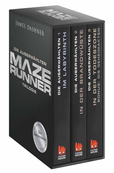 Maze Runner-Trilogie...