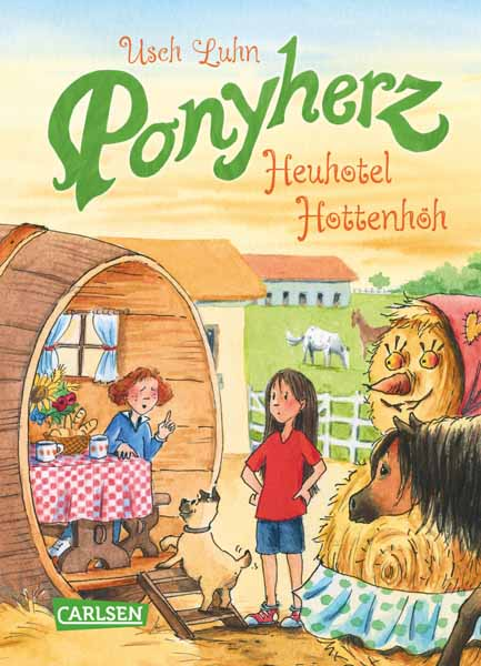 купить Ponyherz - Heuhotel Hottenhoh недорого