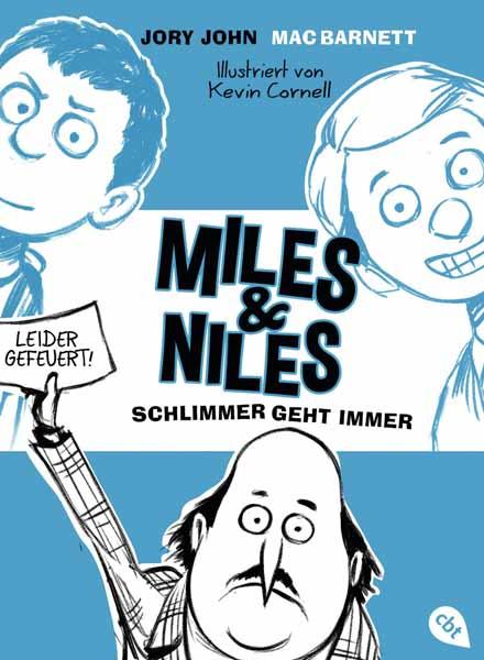 Miles & Niles - Schlimmer geht immer cat duo miles 480g