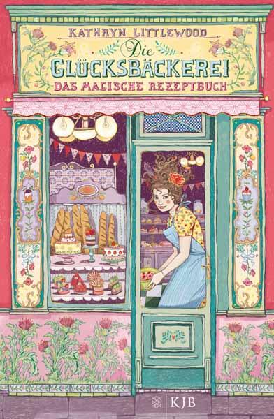 Die Glucksbackerei - Das magische Rezeptbuch das geheimnis der statue