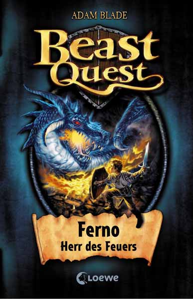 Beast Quest - Ferno,...