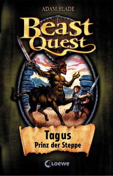 Beast Quest - Tagus,...