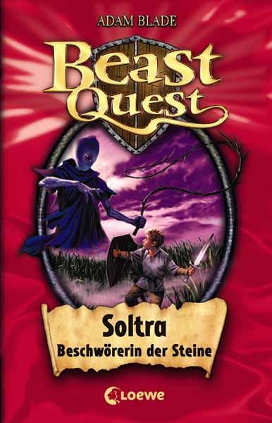 Beast Quest - Soltra, Beschworerin der Steine sound quest