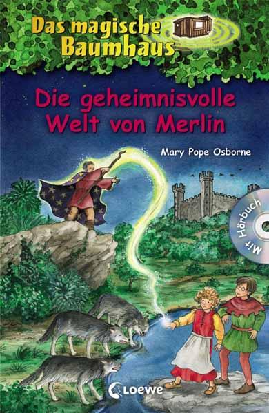 Die geheimnisvolle Welt von Merlin, m. Audio-CD die verwandlung mit einem kommentar von vladimir nabokov