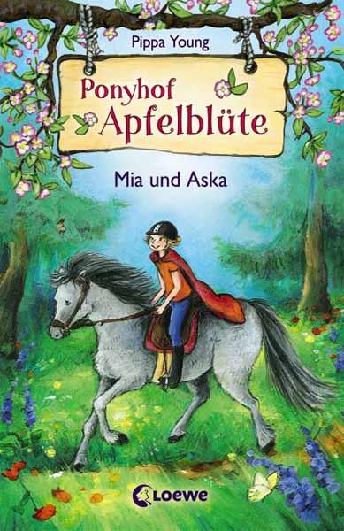 Ponyhof Apfelblute - Mia und Aska aska слипоны женские
