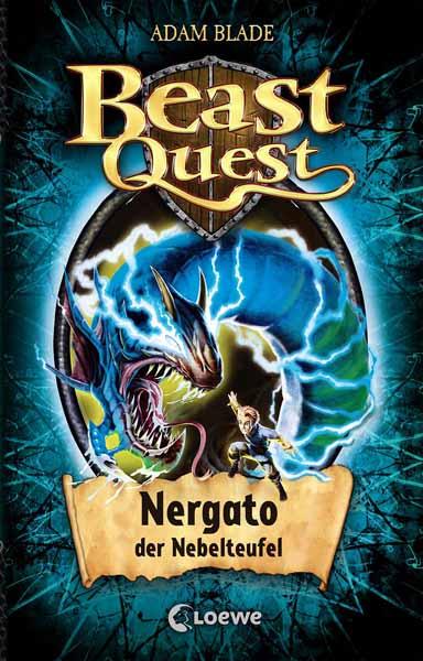 Beast Quest - Nergat...
