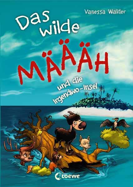 Das wilde Maaah und die Irgendwo-Insel ensel und krete ein marchen aus zamonien
