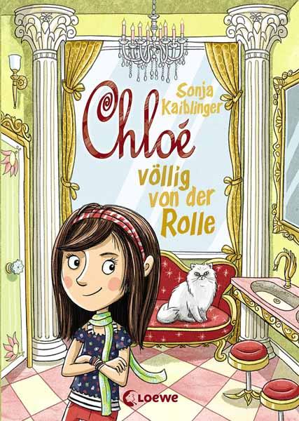 Chloe vollig von der...
