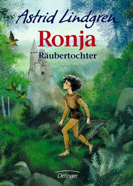 Ronja, Raubertochter...