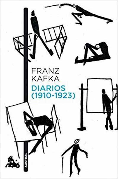 Diarios (1910-1923) franz kafka ameerika loss
