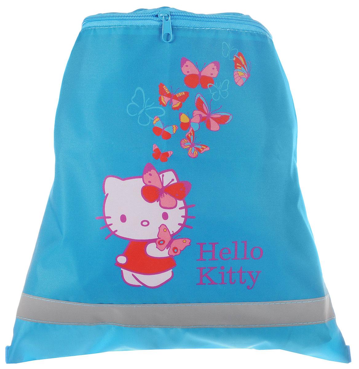 Action! Сумка для сменной обуви Hello Kitty HKO-ASS4301/4HKO-ASS4301/4Сумка Action! Hello Kitty имеет лицензионный дизайн, ее удобно использовать как для хранения, так и для переноски сменной обуви. Она выполнена из водонепроницаемой ткани. На лицевой стороне большой карман на молнии. Сумка затягивается сверху при помощи текстильных шнурков. Шнурки фиксируются в нижней части сумки, благодаря чему ее можно носить за спиной как рюкзак.