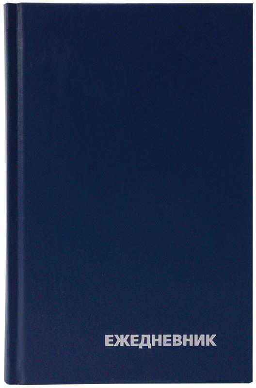 OfficeSpace Ежедневник недатированный 160 листов в линейку цвет синий формат A5ЕН-БВ_1326Незаменимый помощник для планирования встреч, звонков, переговоров. Отличный бизнес-аксессуар. Обложка - твердый картон, бумвинил с тиснением фольгой. Удобный формат - А5. Прошитый переплет надежно держит блок. Блок 160 листов, офсет, белый.