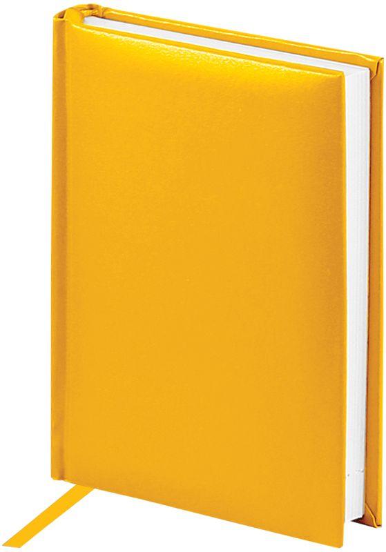 OfficeSpace Ежедневник Ariane недатированный 160 листов в линейку цвет желтый формат A6En6_12459Ежедневник недатированный формата А6 из коллекции Ariane. Обложка изготовлена из высококачественного переплетного материала с поролоновой прослойкой, цвет обложки - желтый. Подходит для всех видов полиграфического тиснения. Внутренний блок состоит из 160 листов офсетной бумаги плотностью 70 г/м2, печать блока в 2 краски, справочный материал. На форзацах географические карты России и Мира. Удобная закладка-ляссе и перфорированные уголки.