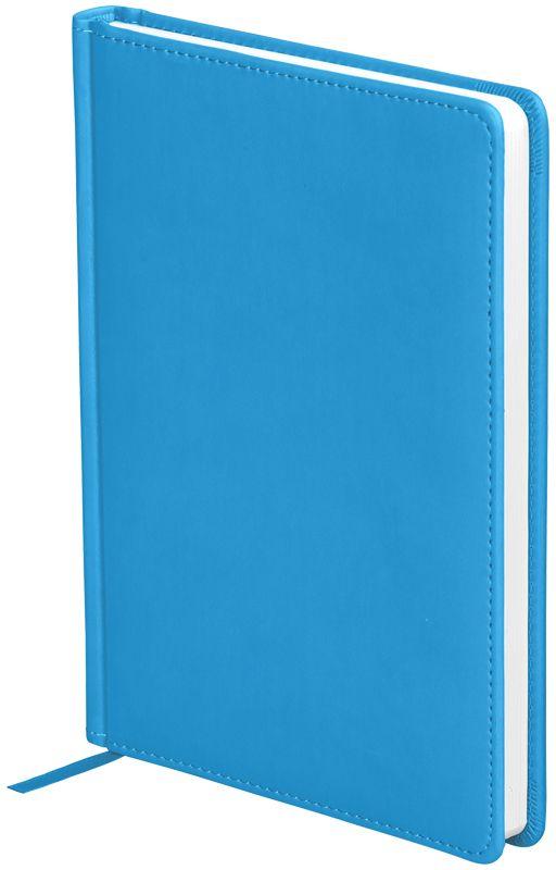 OfficeSpace Ежедневник Winner недатированный 136 листов в линейку цвет ярко-синий формат A5En5_12703Ежедневник недатированный формата А5 из коллекции Winner. Обложка изготовлена из высококачественного кожзаменителя с гладкой мягкой матовой поверхностью, с поролоновой прослойкой, цвет обложки - ярко-синий. Подходит для всех видов полиграфического тиснения. Внутренний блок состоит из 136 листов офсетной бумаги плотностью 70 г/м2, печать блока в 2 краски, справочный материал. На форзацах географические карты России и Мира. Удобная закладка-ляссе и перфорированные уголки.