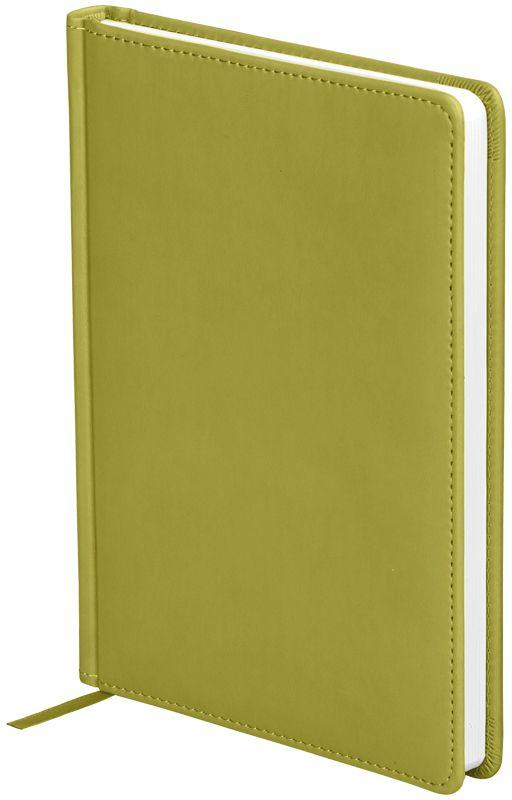 OfficeSpace Ежедневник Winner недатированный 136 листов в линейку цвет оливковый формат A5 -