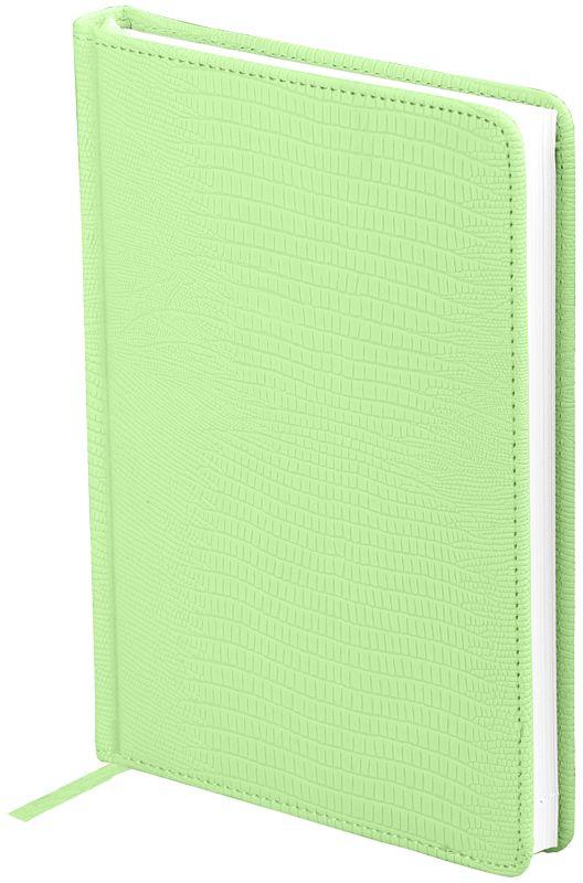 OfficeSpace Ежедневник Reptile недатированный 160 листов в линейку цвет салатовый формат A5 -