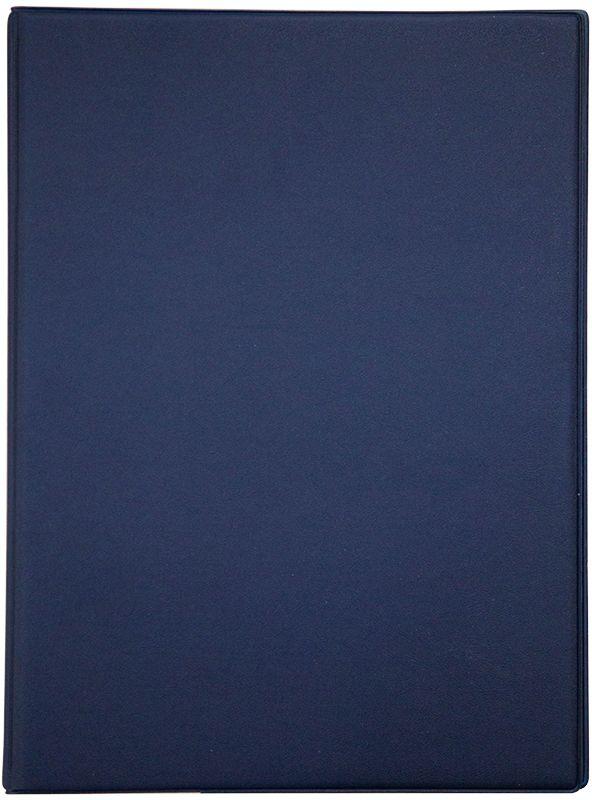 ArtSpace Обложка для курсовых дипломных и прочих работ цвет синий формат A4ОУ_14232Папка для курсовых, дипломных и прочих работ с твердой обложкой из ПВХ материала. Предназначена для подшивки различного вида работ формата А4. Для подшивки блока в обложке предусмотрены отверстия и шнуровка.