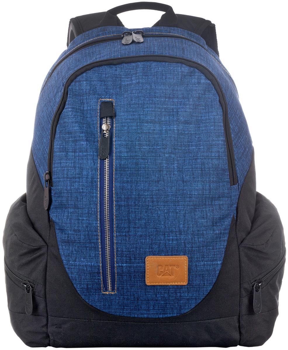 Рюкзак Caterpillar Backpack, цвет: голубой. 83308-358