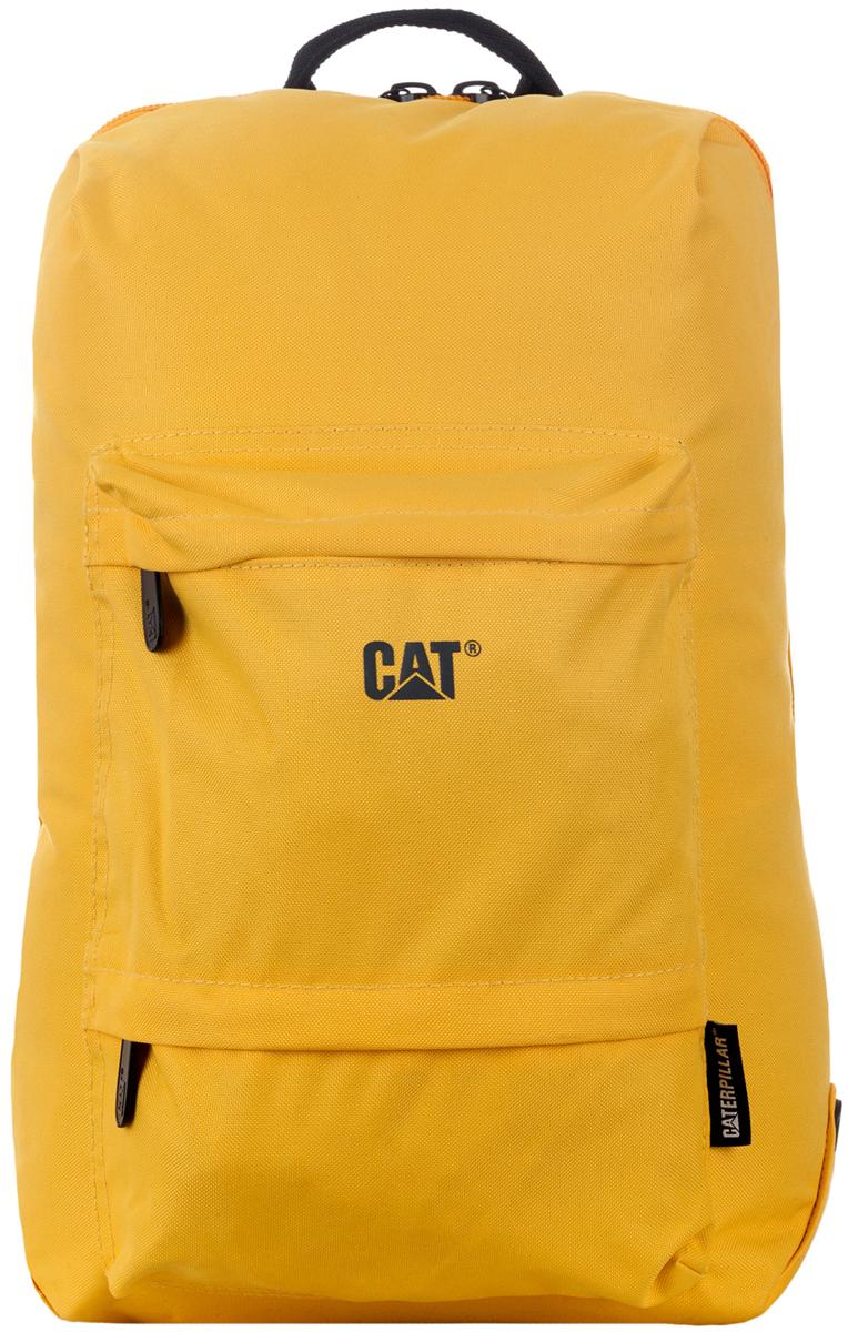 Рюкзак Caterpillar Concept X, цвет: желтый. 83425-42