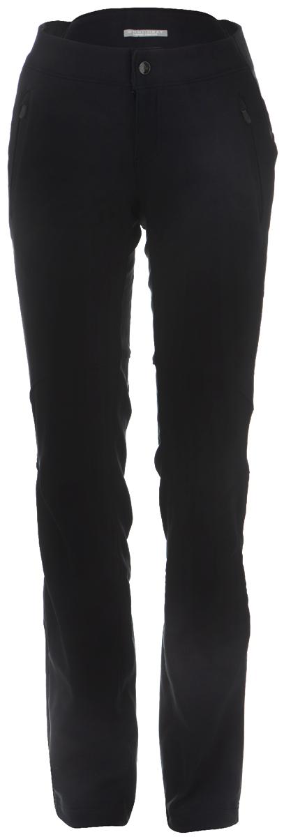 Брюки утепленные жен Columbia Back Beauty Passo Alto Heat Pant Womens Pants, цвет: черный. 1412331-011. Размер 14 (54)1412331-011Теплые и технологичные, эти женские брюки станут идеальным выбором для горного туризма.