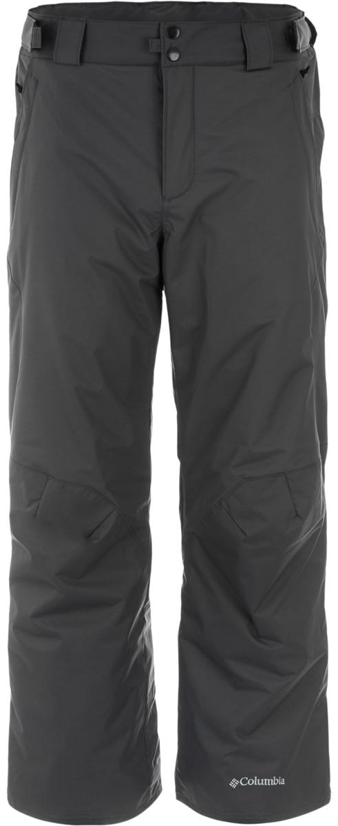 Брюки спортивные муж Columbia Bugaboo Pant Womens Ski Pants, цвет: серый. 1481851-053. Размер L (48/50)1481851-053