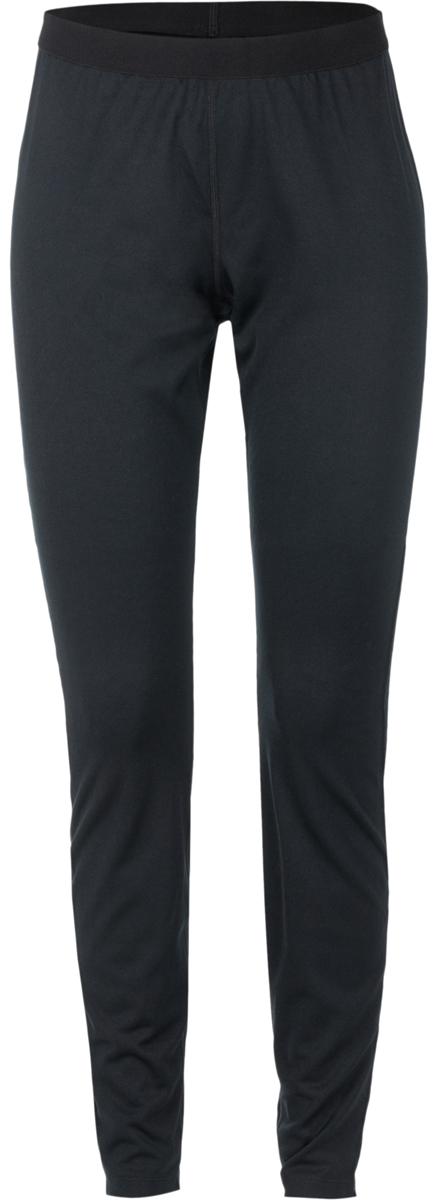 Термобелье брюки женские Columbia Midweight Ii Tight W, цвет: черный. 1560641-010. Размер XS (42)1560641-010