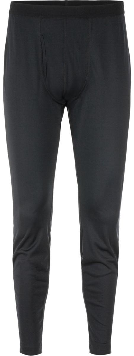 Термобелье брюки мужские Columbia Midweight Stretch Tight M, цвет: черный. 1560671-010. Размер S (44/46)1560671-010
