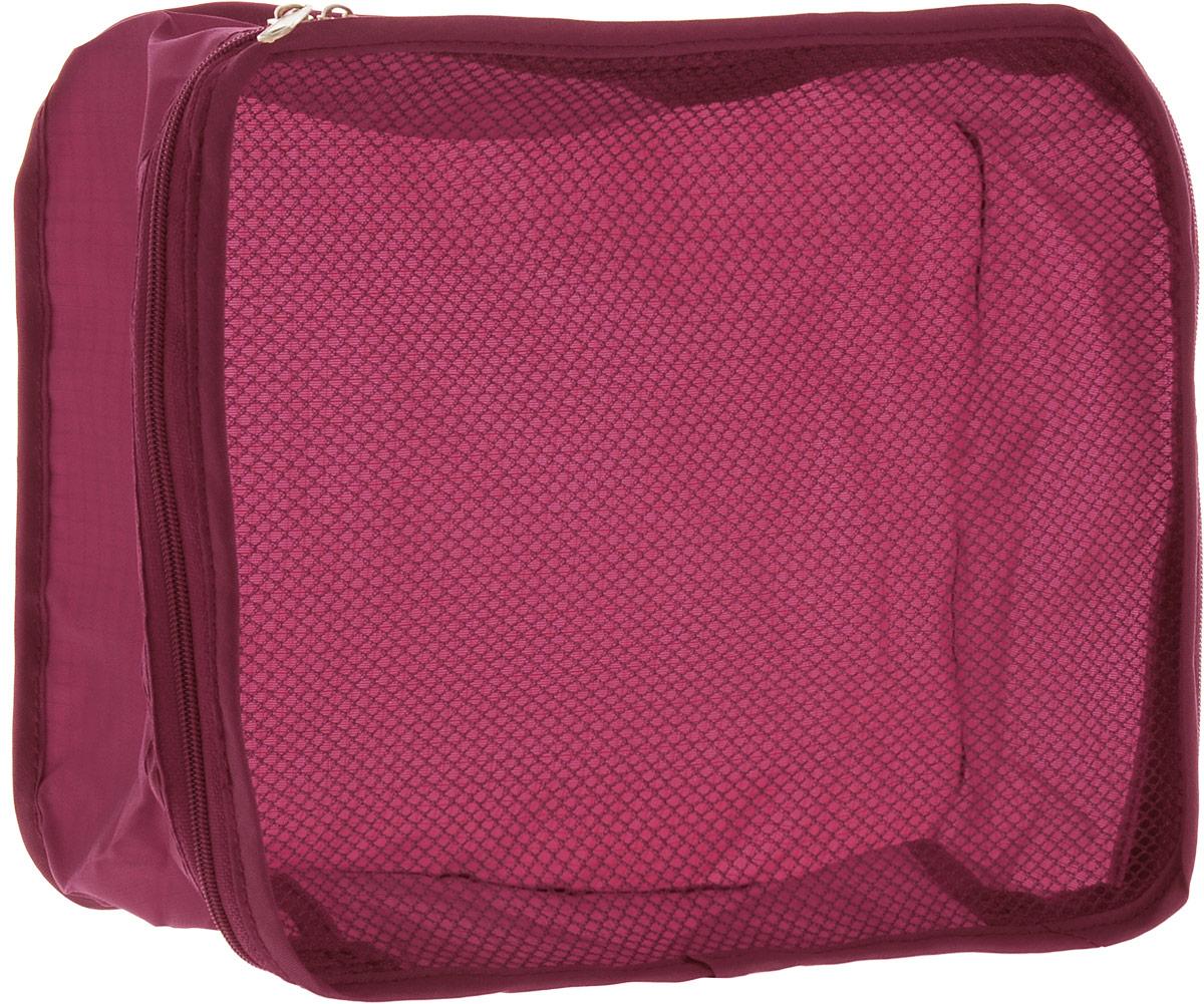 Colibri Косметичка, цвет: бордовый, 26 х 20 х 10 смSC262010 (WINE RED)Косметичка Colibri выполнена из 100% полиэстера и дополнена вставкой из сетки. Изделие закрывается на молнию. Косметичка предназначена для транспортировки косметических средств и принадлежностей. Компактная и удобная косметичка не займет много места в чемодане.