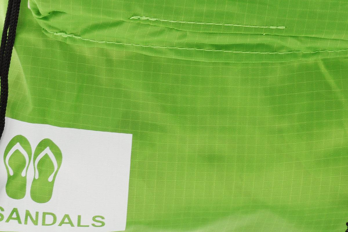 ColibriЧехол для обуви, цвет:  зеленый, 39 х 31 см Colibri