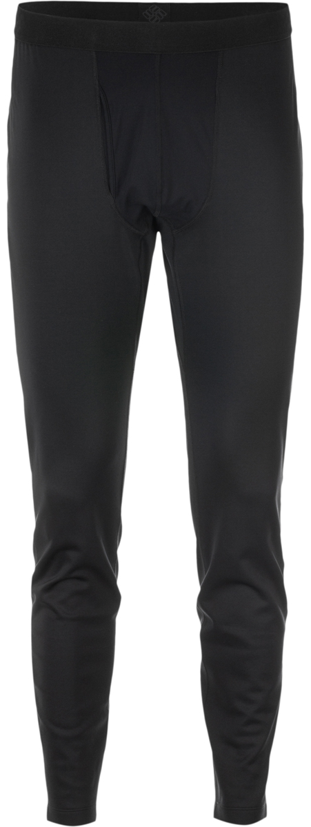 Термобелье брюки мужские Columbia Extreme Fleece Ii Tight M, цвет: черный. 1638521-010. Размер L (48/50)1638521-010Мужские брюки рекомендованы для занятий спортом при интенсивной физической активности в холодную погоду. Материал обеспечивает уникальную температурную регуляцию при максимальной легкости изделия. Ткань тянется, что обеспечивает свободу движения.