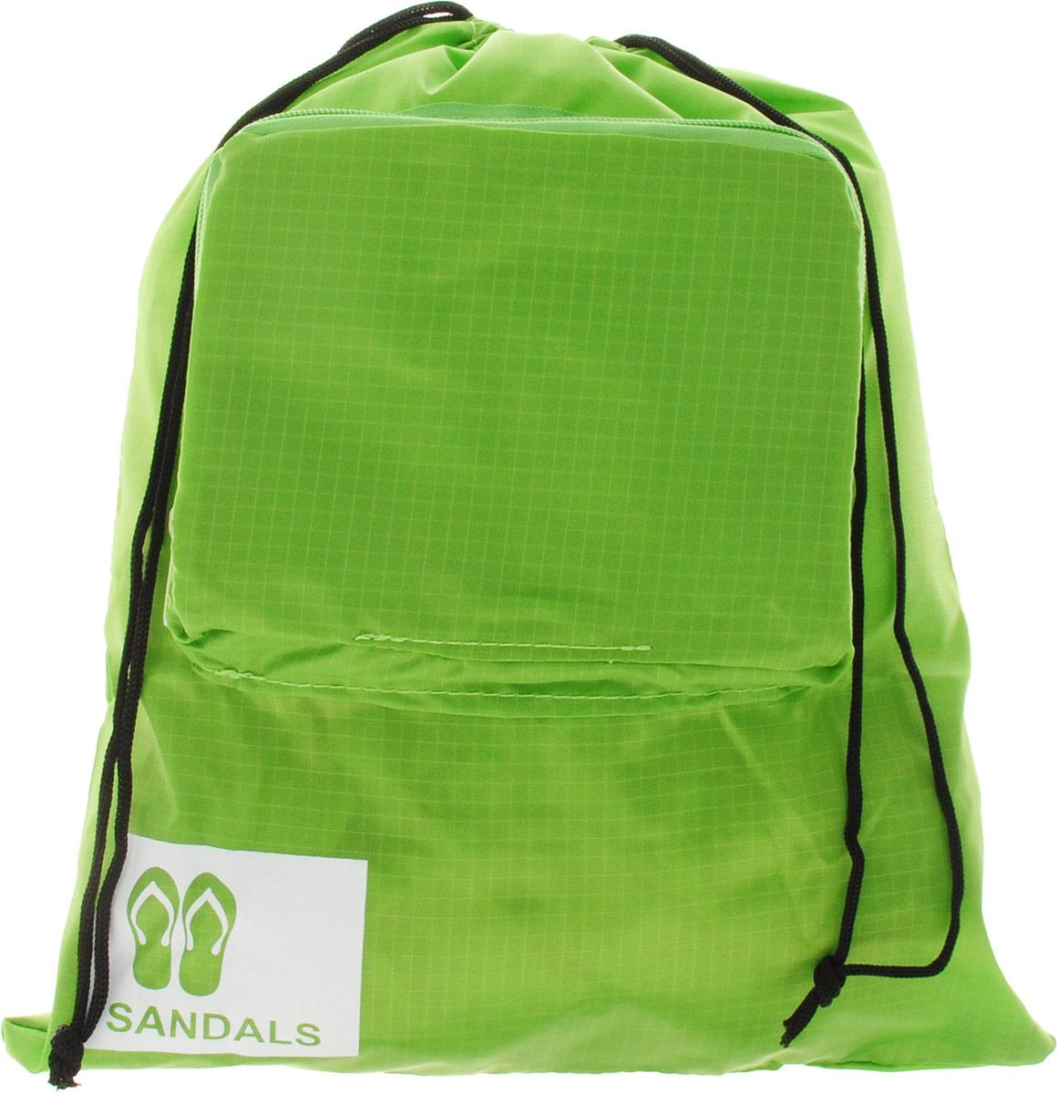 Colibri Чехол для обуви, цвет: зеленый, 39 х 31 см