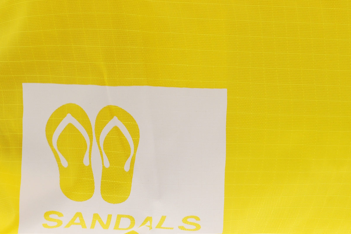 ColibriЧехол для обуви, цвет:  желтый, 39 х 31 см Colibri