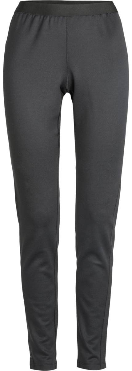 Термобелье брюки женские Columbia Extreme Fleece Ii Tight W, цвет: черный. 1638951-010. Размер L (48)1638951-010Женские брюки рекомендованы для занятий спортом при интенсивной физической активности в холодную погоду. Материал обеспечивает уникальную температурную регуляцию при максимальной легкости изделия. Ткань тянется, что обеспечивает свободу движения.