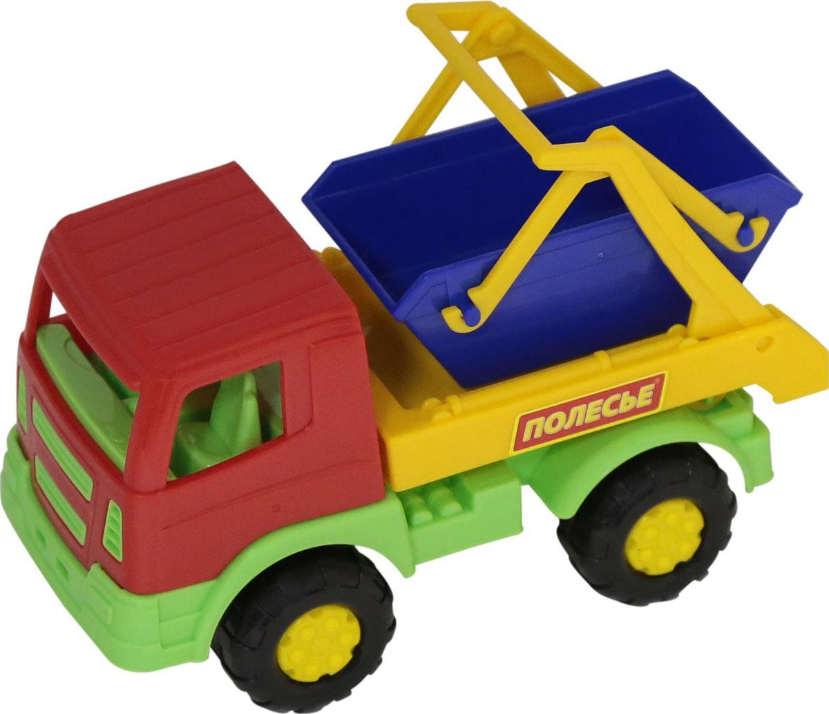 Полесье Коммунальный автомобиль Тема №2 полесье коммунальный автомобиль констрак