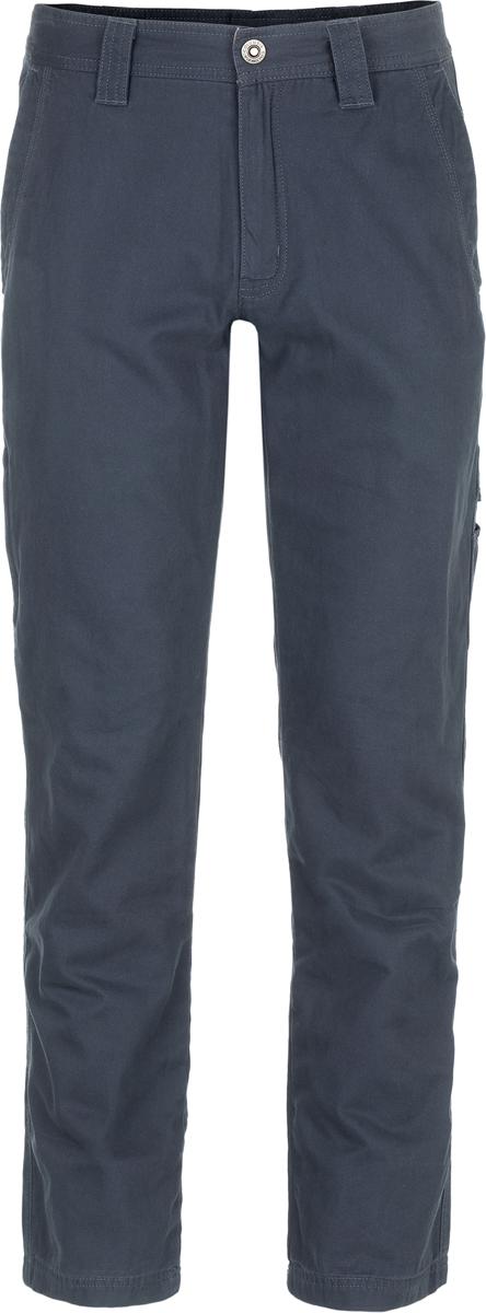 Брюки мужские Columbia Roc Lined 5 Pocket Pant M, цвет: темно-синий. 1736421-419. Размер 40 (56)1736421-419Классические мужские брюки от Columbia - отличный выбор для путешествий и долгих прогулок. Верх брюк выполнен из натурального хлопка, подкладка - из полиэстера. Водоотталкивающая пропитка Omni-Shield надежно защищает от дождя и грязи. Технология Omni-Shade блокирует вредное солнечное излучение. Модель дополнена практичными карманами и шлевками для ремня.
