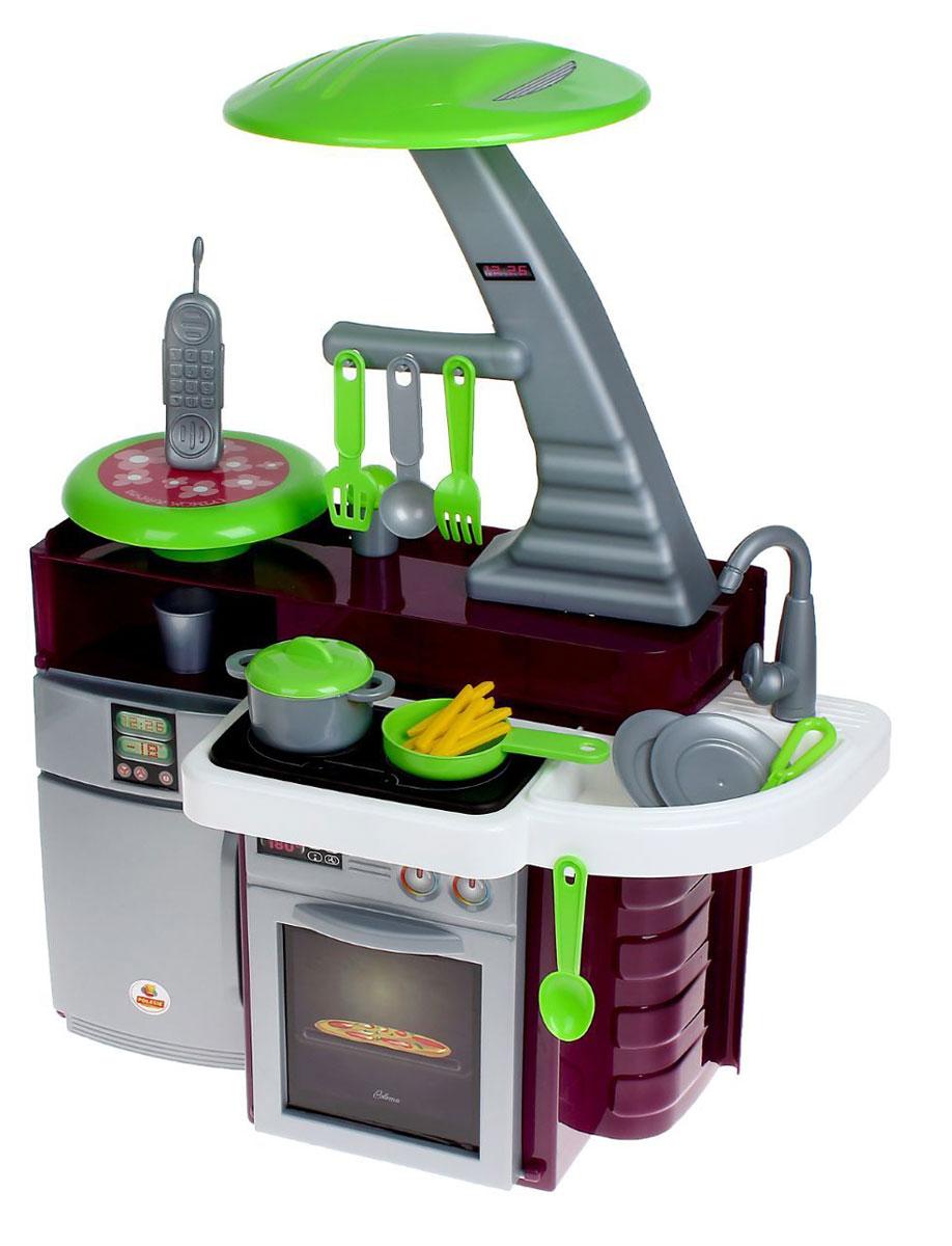 Полесье Игрушечная кухня Laura с варочной панелью 56320