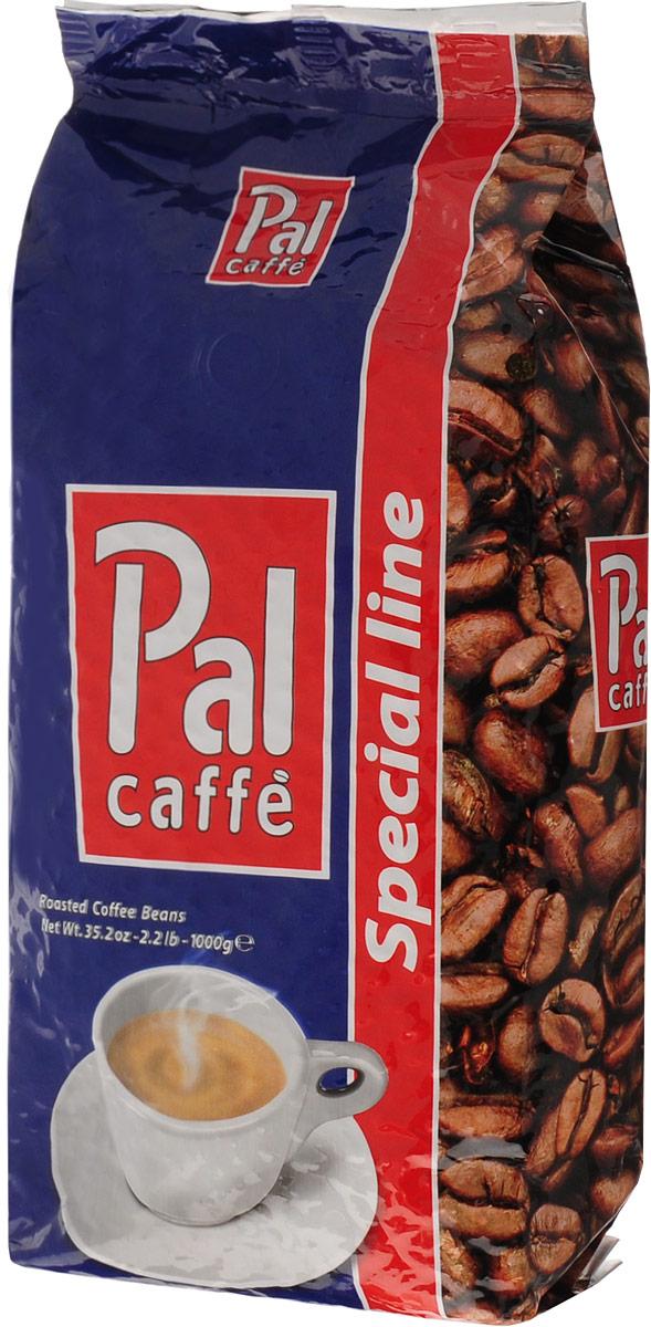 Palombini Pal Rosso кофе в зернах, 1 кг кофе в зернах palombini gran bar 1 кг
