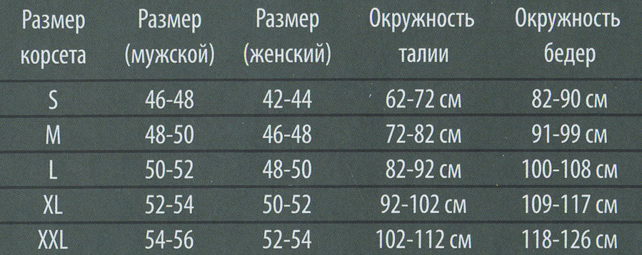 B. Well rehabКорсет ортопедический, размер XXL (бежевый) W-152 B.Well Rehab