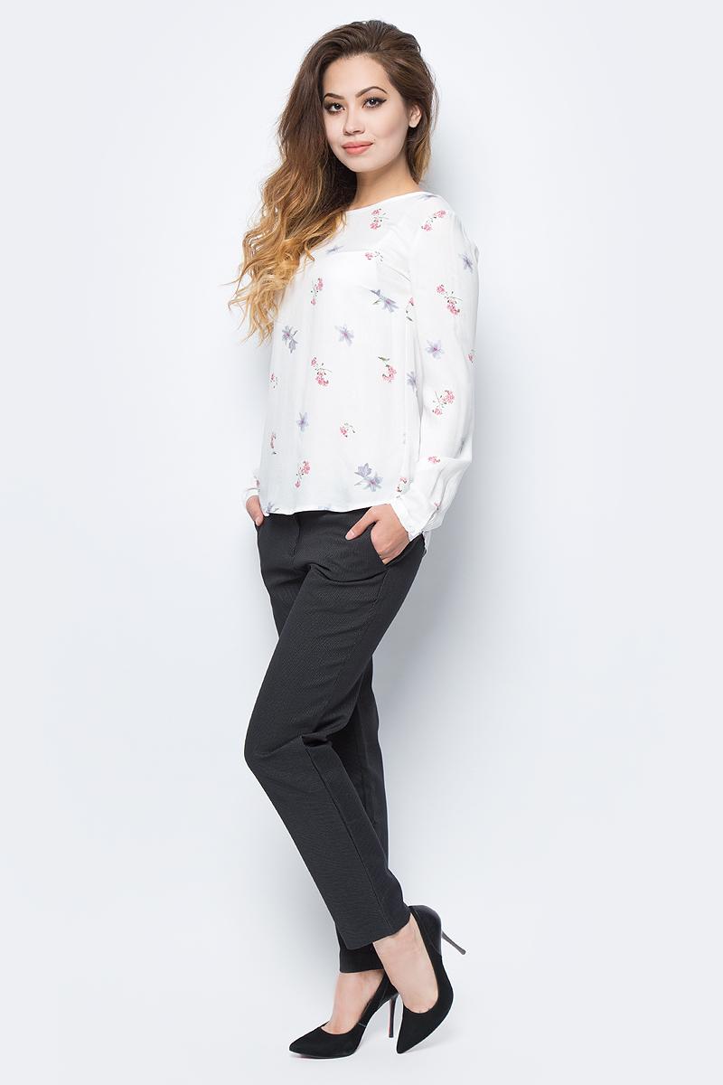 Блузка женская Sela, цвет: молочный. Tw-112/1309-7341. Размер 50 sela se001ebotd99