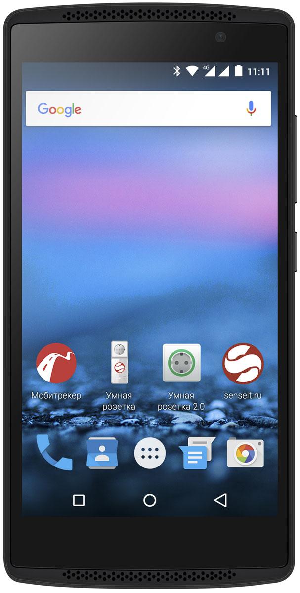 Senseit A200SENSEIT A200Senseit A200 - бюджетный смартфон, обладающий широким функционалом.Мощная батарея на 2500 мАч обеспечит до 10 часов работы в режиме разговора и до 500 часов работы в режиме ожидания.Две активные SIM-карты помогут совместить как личные, так и рабочие звонки в одном смартфоне.Технологии 4G/LTE для быстрого доступа в сеть.Качественный HD экран с разрешением 1280x720px позволит передать даже самые яркие краски.Android 6.0 откроет доступ к к самым современным приложениям.Телефон сертифицирован EAC и имеет русифицированный интерфейс меню и Руководство пользователя.